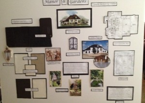 Design Board 1 - Exterior